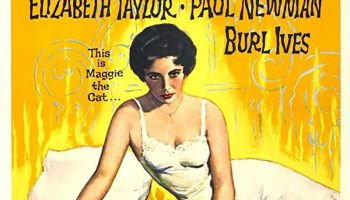 Cat on a Hot Tin Roof Poster (1958)
