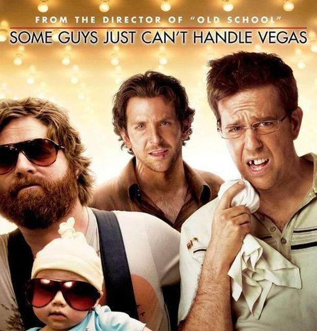 The Hangover Poster 2009