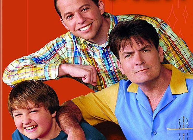 Two and a Half Men (2003) Poster