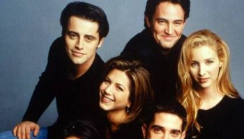 Friends Poster 1994